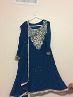 pakistani wedding/formal and party wear dresses for girls/women