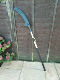 Silverline long handled tree saw