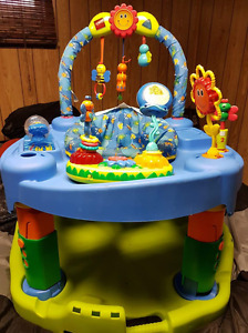 Exersaucer 3 stages evenflo