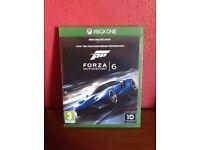 Xbox 1 Forza 6 Ten year anniversary edition £25