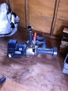 pompe 5 hp industrielle stainless,