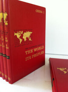 The Illustrated Library of The World and Its Peoples 11 Volumes Peterborough Peterborough Area image 5