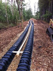 Certified septic system installation, design and repair