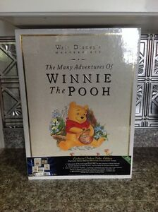 Winnie The Pooh Exclusive Deluxe Video Edition (VHS)