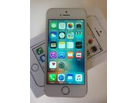 iPhone 5s boxed excellent EE