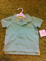 NWT Carter's 9 month polo shirt