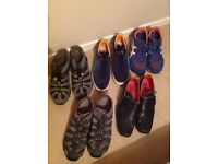 Selection of gents shoes size 9