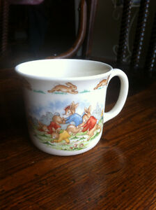 Bunnykins Royal Doulton China Cup - never used
