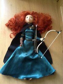 Disney Brave Doll (Merida)