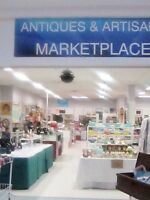 Kingston Antique & Artisan Marketplace open 7 days a week!