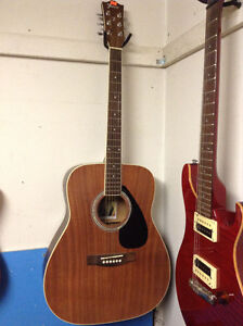 Guitar FUTURE Acoustic $499