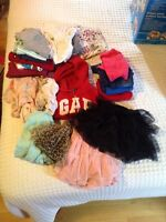 Girls clothes mostly 2t
