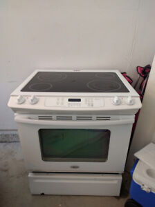 WHIRLPOOL STOVE FOR SALE
