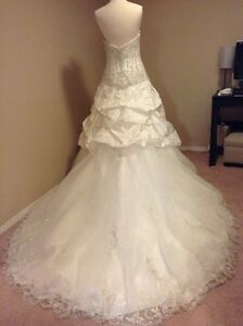 Private Label by G Wedding Dress Size 14 Edmonton Edmonton Area image 2