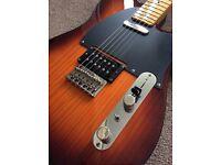 Fender Telecaster stunning guitar
