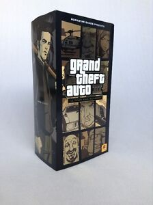 GTA 3 10th Anniversary Sideshow Collectible Claude Figure