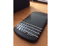 Blackberry Q10 Brand New