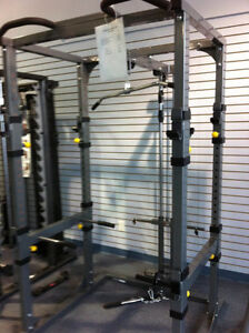 Complete exercise set for sale (Spartan Fitness)