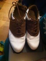 Selling Mac Gregor golf shoes