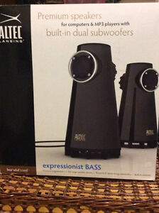 FX3002 Expressionist BASS Altec Lansing computer & MP3 speakers