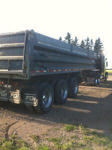 cross country end dump / possible sale of 2004 379 pete