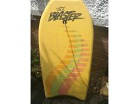 Surfly blaster bodyboard