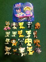 Littlest Petshop animals