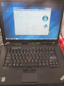 Business class Thinkpad T500, built to last