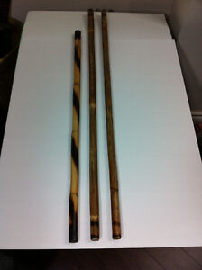 """32 inches long"" Paired Rattan Sticks ( Arnis, Kali, Eskrima )"
