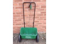 Scotts Rotary Lawn Spreader