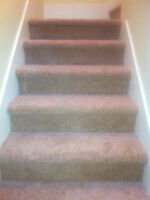 Carpet Installation or Removal