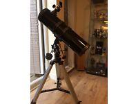 Astronomy telescope hardly used