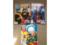 3 x comics from 1991. Collectable