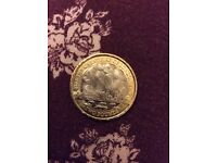 The Great Fire of London £2 Coin