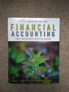 Financial Accounting: Tools for Business Decision-Making, 5th Ed