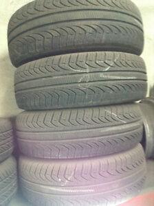 pneus été 215/60r16 pirelli p4