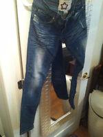Lot de pantalons et shorts jeune femme