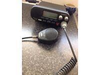 Cobra marine CB radio