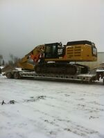 GRAVEL TRUCKS AND SKID STEERS FOR HIRE ASAP