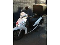 HONDA VISION 110 FOR SALE or PX to clear STERLING
