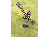 PowaKaddy Golf Trolley kart (CAN DELIVER)