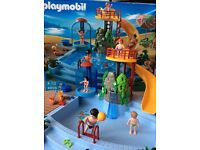 Playmobil 4858 Swimming pool
