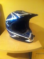 FOX MOTOCROSS HELMET/CASQUE