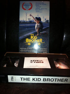 The Kid Brother KENNY VHS RARE skateboard