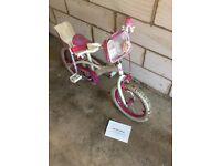 Child's Disney Princess Kids Bike