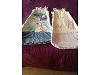 Excellent condition! 18-24 months sleeping bags