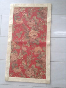 "RUG, EXCELLENT CONDITION SIZE 40"" X 22"""