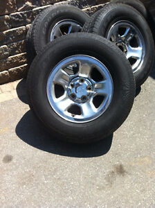 /GMC/DODGE/JEEP/Nissan/ Ford Truck LT Tires+ Rims (514) 991-3317