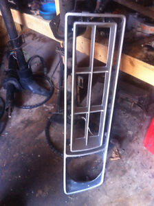1973 ford truck parts grill and taillight Kitchener / Waterloo Kitchener Area image 1