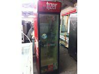 Tizer fridge